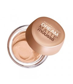 موس میبلین دریم مت موس Maybelline Dream Matte Mousse مدل 20