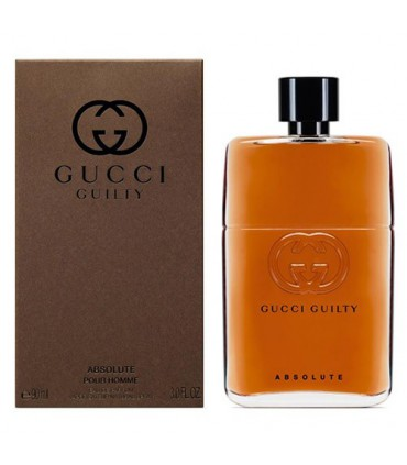 عطر گوچی گیلتی ابسولوت پور فمه GUCCI GUILTY ABSOLUTE POUR HOMME EDP