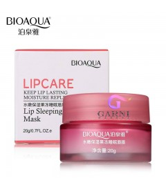 ماسك و پالم لب ژله اي هيدراته و ضد چروك بيوآكوا BIOAQUA Lips jelly Mask