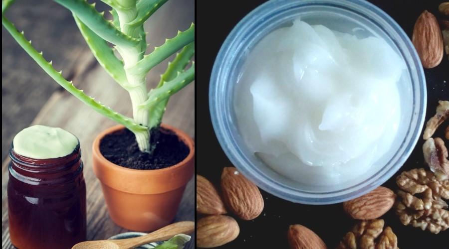 تهیه کرم روز طبیعی برای پوست خشک