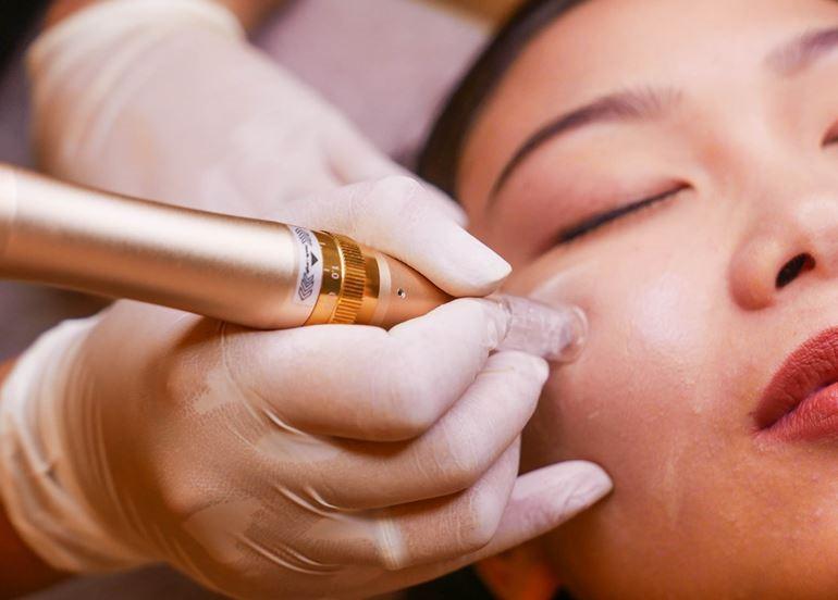 عمل جراحی و مراقبت از پوست