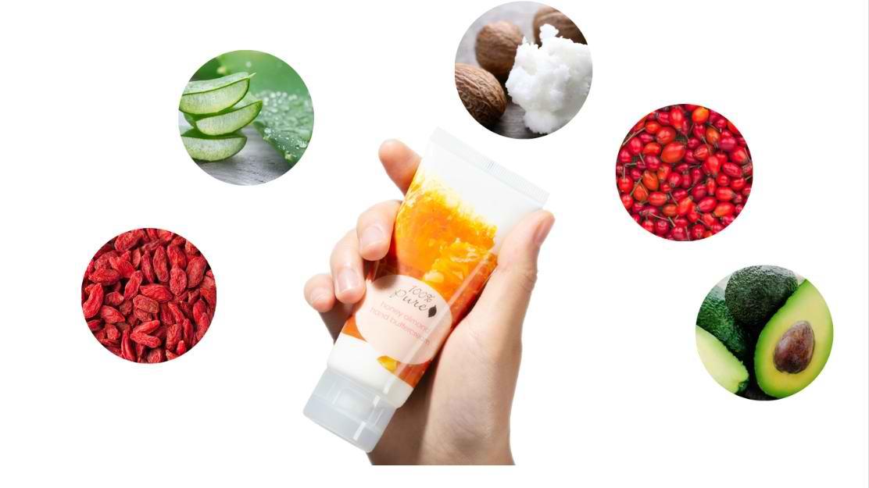 مواد طبیعی مفید در کرم دست - گارنی مارکت