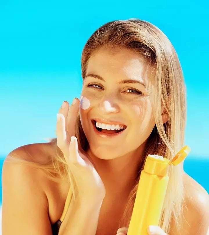 چرا نباید از کرم ضد آفتاب برای دور چشم استفاده کنیم