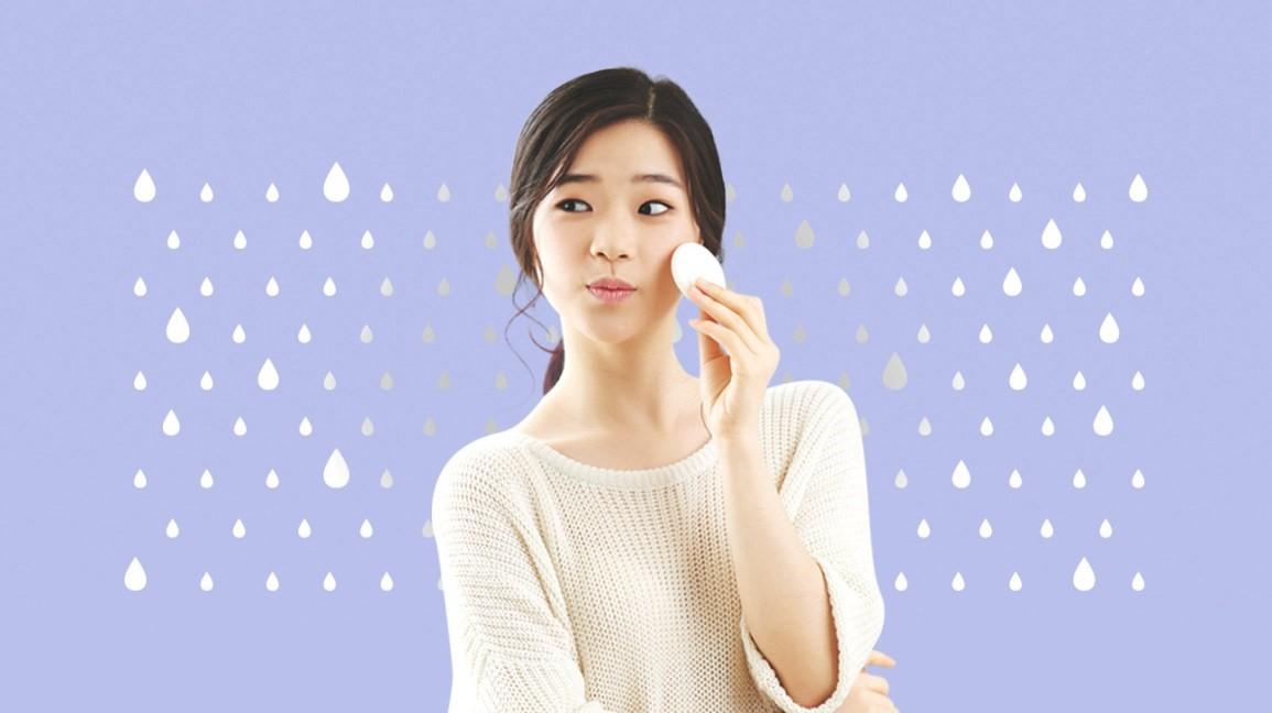 بررسی تاثیر تونر صورت بر روی پوست