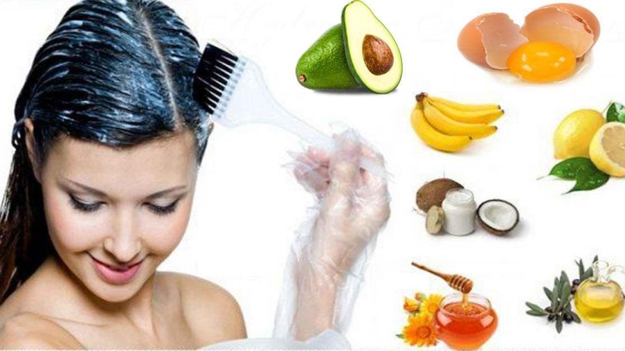 تقویت موهای رنگ شده برای درمان ریزش مو